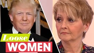 the ladies discuss donald trump s election victory   loose women