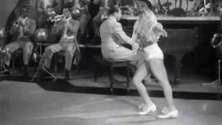 Cotton Club Dancers Bust Some Moves