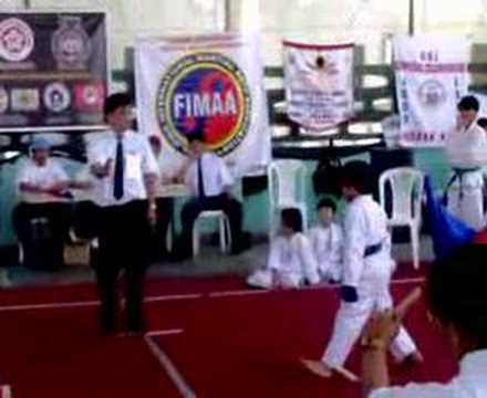 Milljedh Buayan (Tat Kon Tou-AMAF) Son of Master Boy Buayan