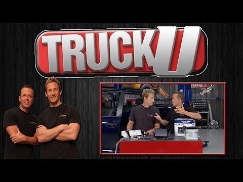 Giving an Old Truck New Tech | TruckU | Season 9 | Episode 14