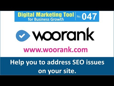 Digital Marketing Tool for Business Growth [047] | WooRank.com | SEO Checker - Website Review
