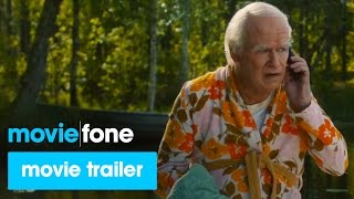 'The 100 Year Old Man' Trailer (2015): Robert Gustafsson, Iwar Wiklander