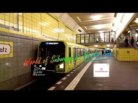 【Gary Connor】World Of Subways 2: Berlin Line  