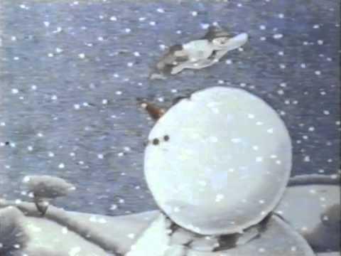 The snowman 1982 Fully instrumental version (no singing)