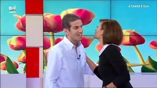 Surpresa em direto deixa Fátima Lopes a «ver a dobrar»