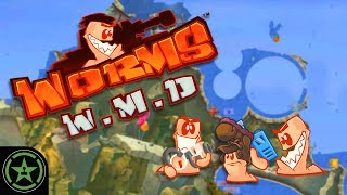 Let's Play - Worms W.M.D. - Dubstep Guns #4