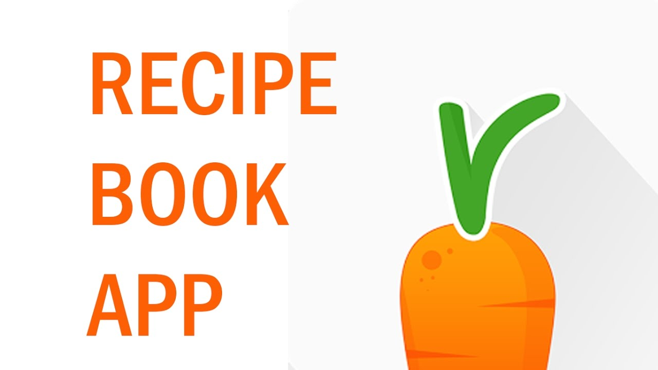 Recipe book app review youtube recipe book app review forumfinder Image collections