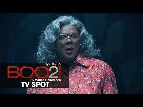 Boo 2! A Madea Halloween (2017 Movie) Official TV Spot – 'Unseen'