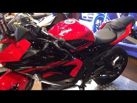 Kawasaki Ninja 250 SL 250cc DOHC