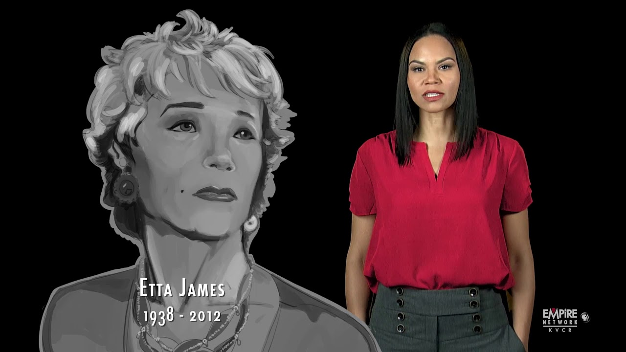 African American History Month - Etta James