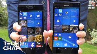 The Lumia 950 and 950 XL are the latest flagship Windows 10 smartph...