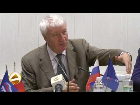 Визит депутата Госдумы А.Л.Сидорова