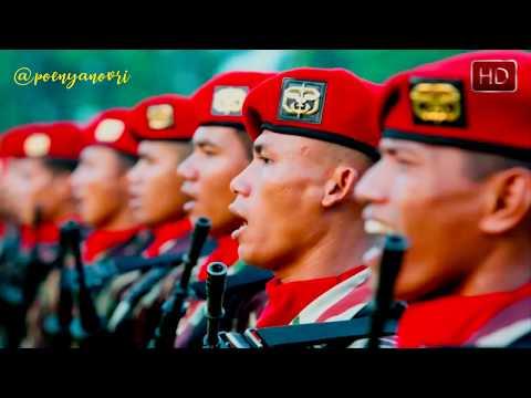 Lagu Militer yang Menakutkan Musuh
