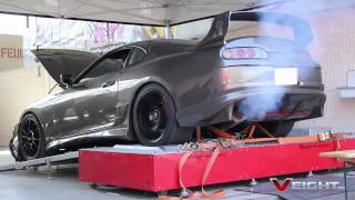 Toyota Supra Dyno Run 1000+ HP