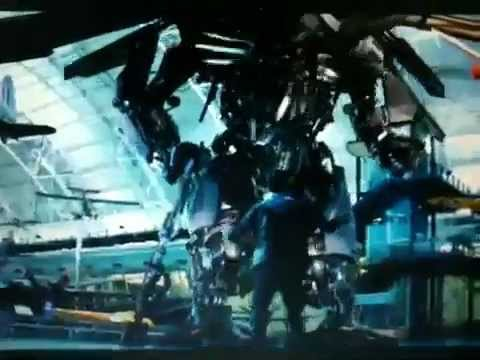 Fall Of Cybertron Wallpaper Transformers Rotf Jetfire Scene Youtube