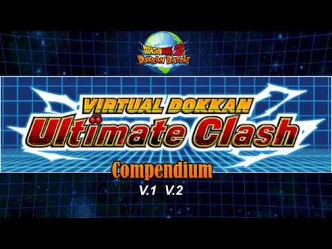 Virtual Dokkan Ultimate Clash Guide Team Builds V1 V2 | DBZ Dokkan Battle -  GLOBAL(Battlefield)