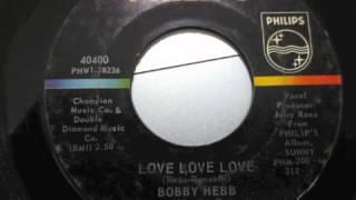 Bobby Hebb Love, Love, Love
