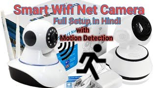 V380 wifi Camera Setup !!! how to Setup Smart Wifi Net Camera, v380
