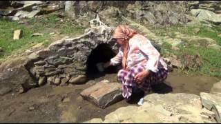 Целебный источник, село Ирганай  Унцукульского района.