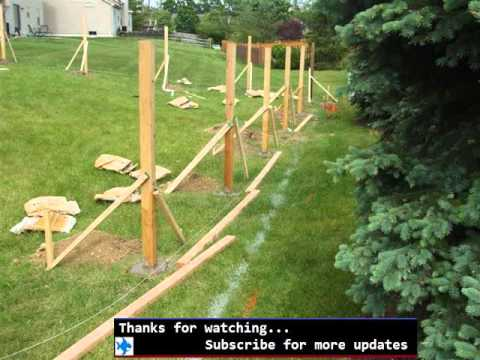 Backyard Fencing For Dogs dog fence ideas | fences for outdoor pets - youtube