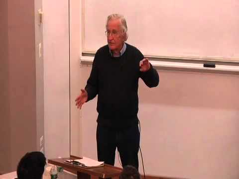"""Noam Chomsky: """"After 60+ Years of Generative Grammar: A Personal Perspective"""""""