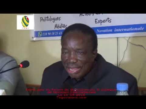 Togo: La mise en garde de Me. AGBOYIBO à Faure GNASSINGBE.