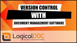 Version Control with Document Management Software