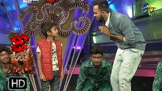 Sanketh and Priyanka Performance | Dhee Jodi | 18th January 2017| ETV Telugu