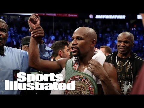 Should Floyd Mayweather Have Been Allowed To Bet On Himself? | SI NOW | Sports Illustrated