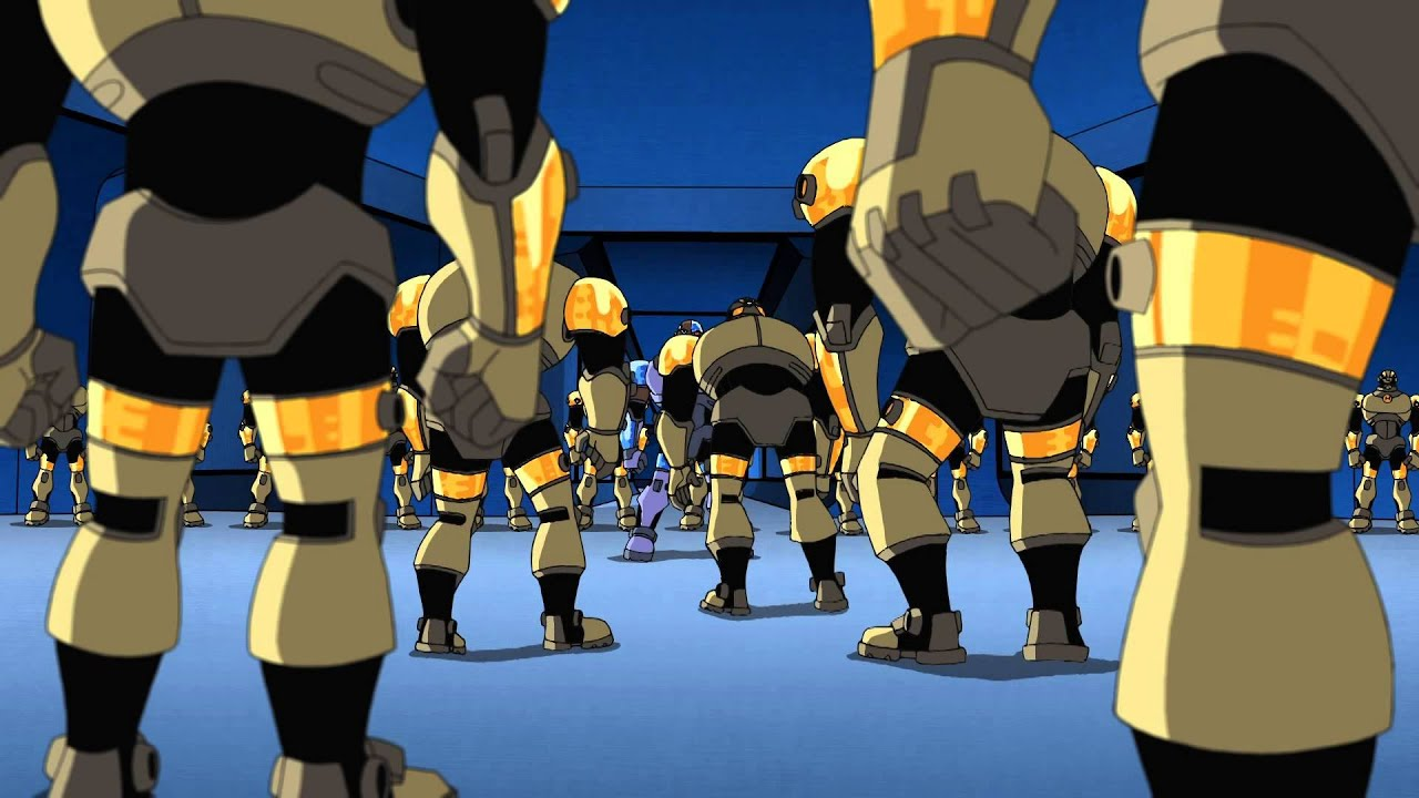 Teen Titans Season 3 Episode 12 Titans East Part 1 - Youtube-4368