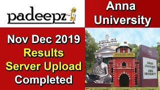 Anna university Results Nov Dec 2019 Upload Completed | Padeepz
