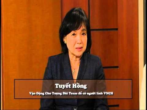 TS_Hoi Phu Nu Viet Nam Texas Van Dong Tuong Dai TX