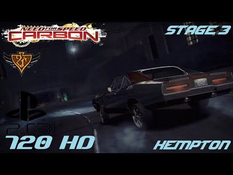 Need for Speed Carbon (PS3) - Stage 3 [Kempton/21st Street]