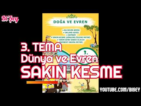 SAKIN KESME -