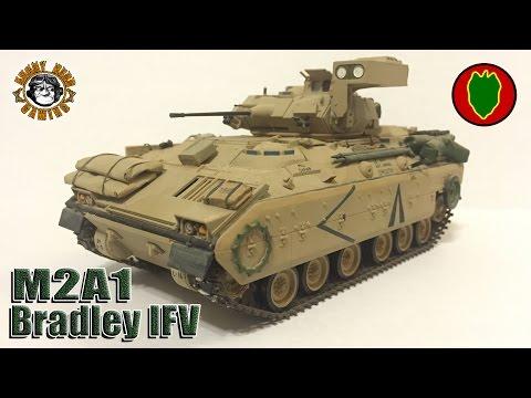 M2A1 Bradley IFV Model