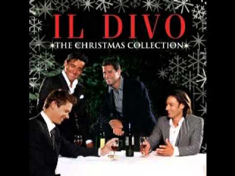 Il divo silent night k pop lyrics song for Il divo cd list