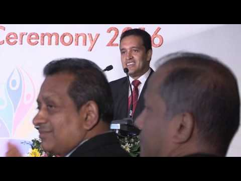 Annual Life Insurance Awareness Month Award Ceremony 2016 - Part 8