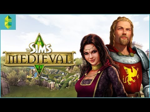 KINGDOM OF HOGWARTS | The Sims Medieval
