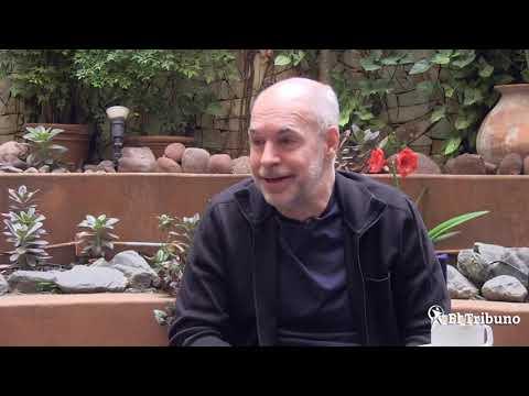 Entrevista a Horacio Rodríguez Larreta