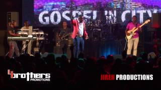 Jermaine Edwards - Beautiful Day (Live) @ Gospel In The City 2015 Trinidad