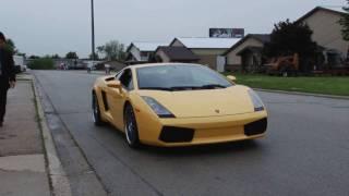 Fluid MotorUnion Lamborghini Gallardo Exhaust