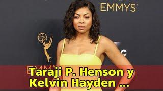 Taraji P. Henson y Kelvin Hayden confirman por fin su relación tras dos años juntos