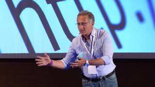 Way Into the Future ..But Watch Your Step! | Paolo Bonolis | TEDxLUISS
