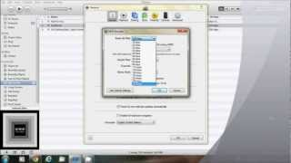 Tutorial - How To Convert Song(s) to 320 kbps [Using iTunes]