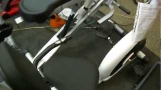 Велотренажер горизонтальный HouseFit HB-8150R(Купить велотренажер в Санкт-Петербурге: http://trenager.ucoz.com/shop/trenazhery/veloehrgometry., 2012-11-07T14:13:16.000Z)