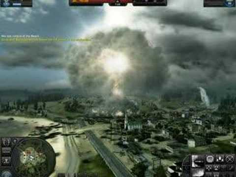 world in conflict nuclear