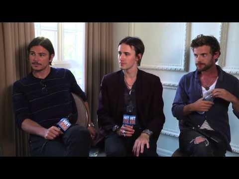 Josh Hartnett, Reeve Carney and Harry Treadaway on 'Penny Dreadful' and looking ahead to season 2