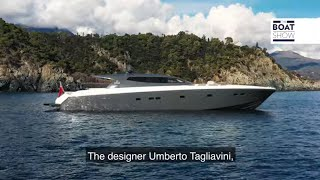 OTAM 80 HT - Performance Motor Yacht Exclusive Review - The Boat Show