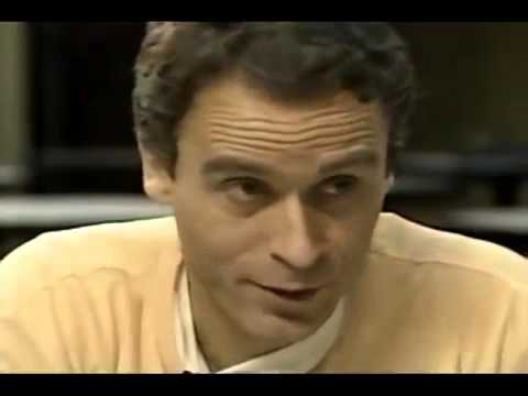 Ted Bundy's Last Interview - Who Can Be Safe? - YouTube