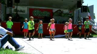 Kids Dance to Party Rock